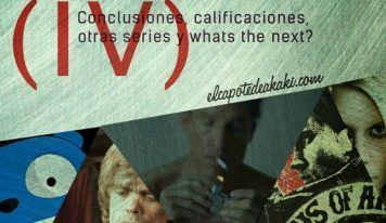 Hablando de series (IV): Conclusiones, otras series, calificaciones y whats the next?