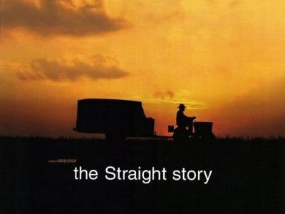 """The straight story""(Una historia verdadera) de David Lynch"